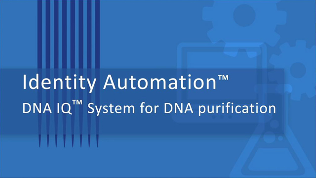 Identity Automation DNA-IQ Video
