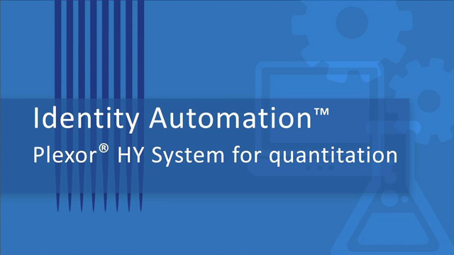 Identity Automation Plexor HY Video